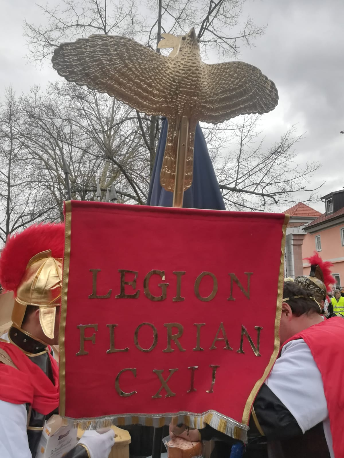 Legion Florian CXII