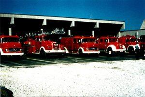 Feuerwehrhaus 1983