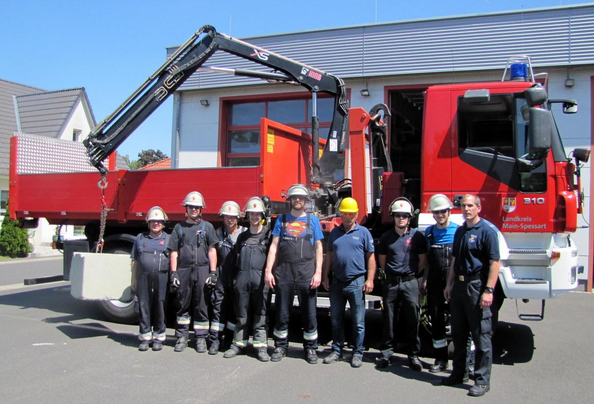 Feuerwehr Karlstadt